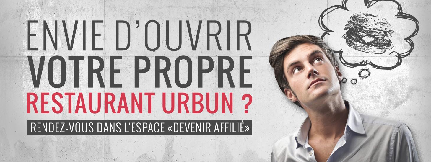 Ouvrir Votre Propre URBUN !